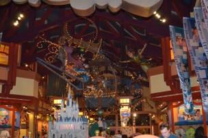 Teto da World of Disney