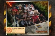 Excursão no Dinosaur