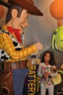 Autógrafo de Woody