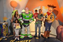 Com Buzz e Woody