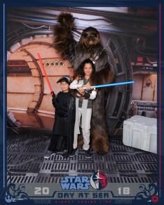 Chewbacca simpático