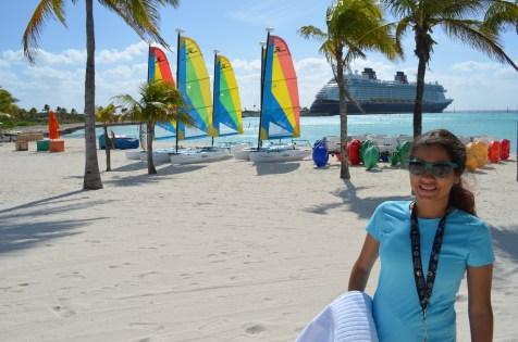 Atividades em Castaway Cay