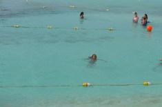 Brincadeira na água