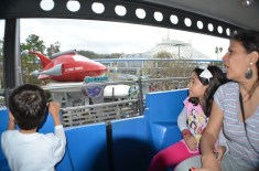 Tomorrowland Transit Authority People Mover