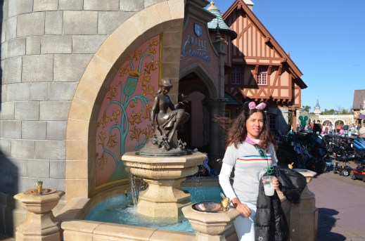 Estátua da Cinderella