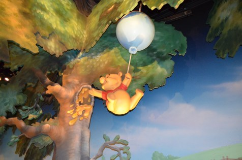 The Many Adventures od Winnie the Pooh