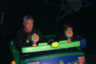 Buzz Lightyear's Space Ranger Spin