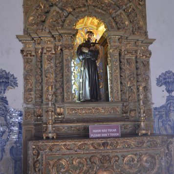 Altar de São Francisco