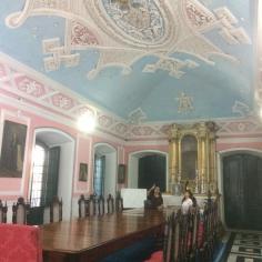 Sacristia da Igreja da Ordem Terceirado Carmo