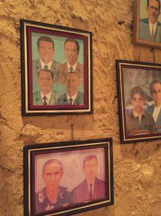 Entre as fotos, a família Coelho de Petrolina