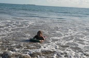 Maré alta em Serrambi