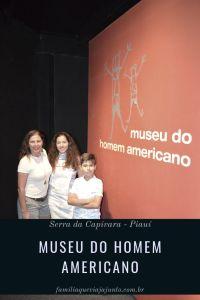 O Museu do Homem Americano, em São Raimundo Nonato
