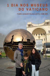 Visita ao acervo do Vaticano