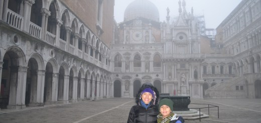 Pátio do Palazzo Ducale