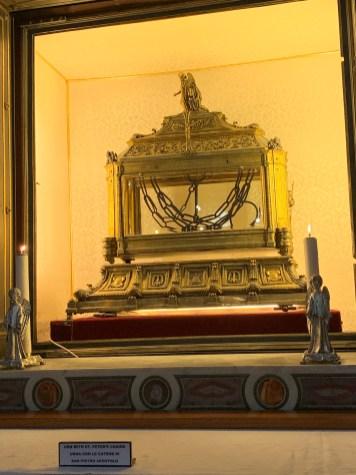San Pietro in Vincoli-as correntes
