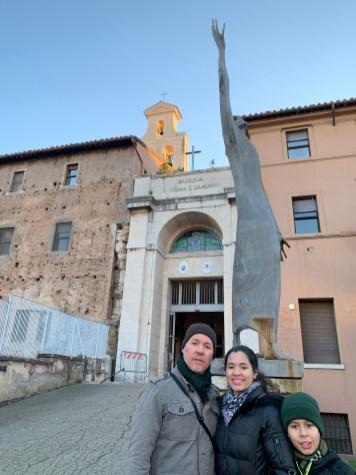 Basílica dos Santos Cosme e Damião