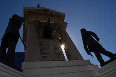 Monumento a los Héroes de Iquique