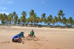 Praia de Imabassaí