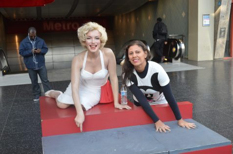 Figuras do Madame Tussauds Hollywood