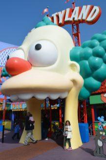 Springfield no parque