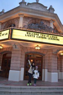 Cinema é o tema do Universal Studios Hollywood