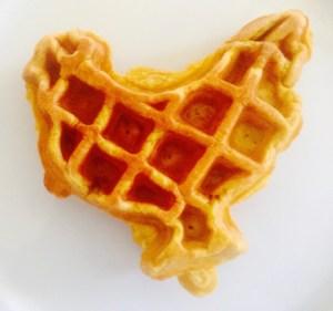 Waffle Carrots
