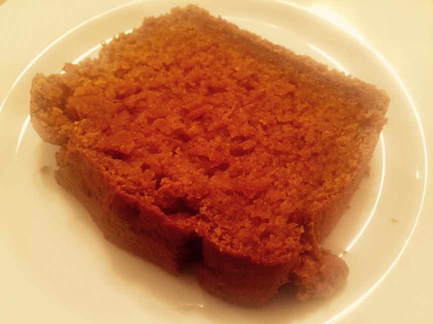 Moist Pumpkin Bread