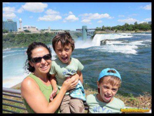 Cataratas del Niágara en Buffalo (NY)