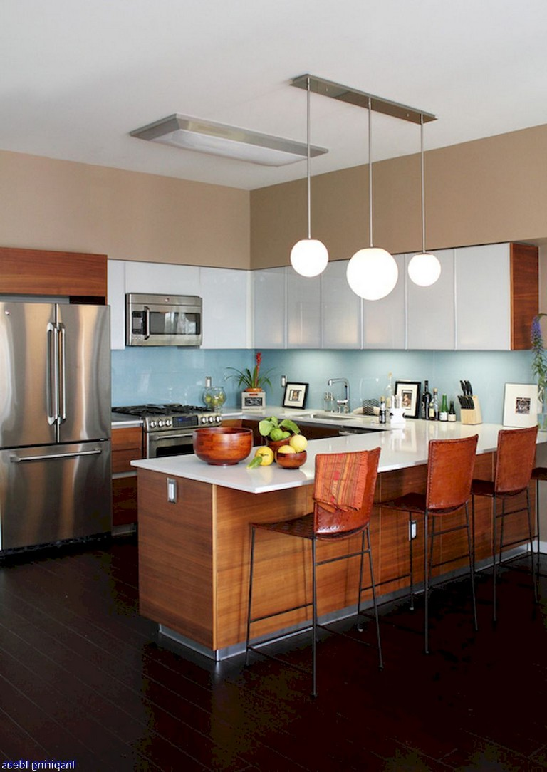 Behold these 11 midcentury modern kitchens. 70 Amazing Midcentury Modern Kitchen Backsplash Design ...