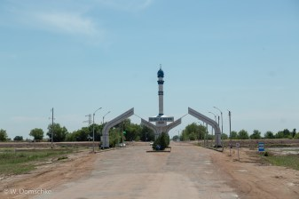 Unterwegs in Turkmenistan