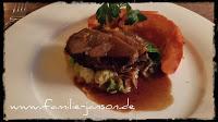 Abendessen Haeckenhaus, Eiswoog Ramsen / Pfalz