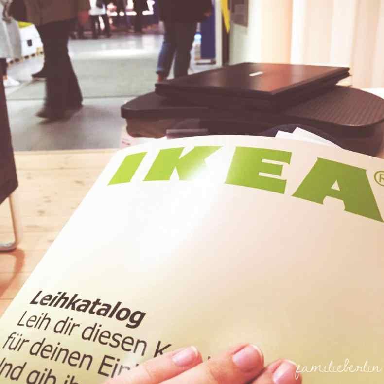 Ikea, Schwede, Warten, Katalog, Sitzen, Ausruhen