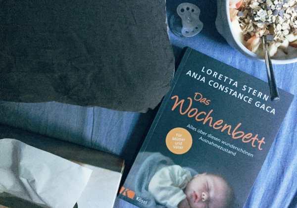 8 Wochen Baby Wochenbett, Geburt, Hebamme, Mamawerden, Baby, Kinder, Familie, Ehemann, Milchstau, Babyblues, Buch, Anja Constance Gaca, Loretta Stern