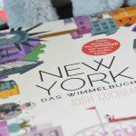 Wimmelbuch über New York, Kinderbuch, Big Apple, Wimmeln, Bilderbuch, Reisen mit Kindern, Reiseführer, Entdecken, Großstadt