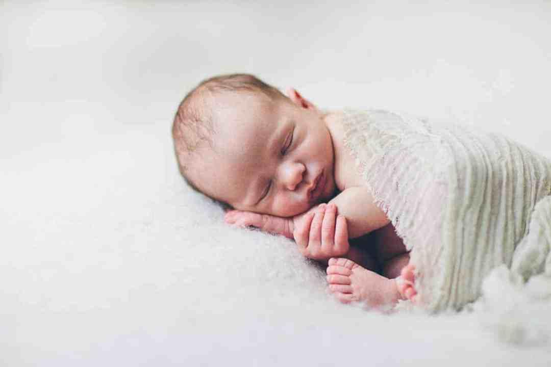 newborn fotograf i trekantsområdet