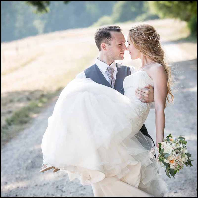 planlægge jeres drømmebryllup, og en bryllupsfotograf