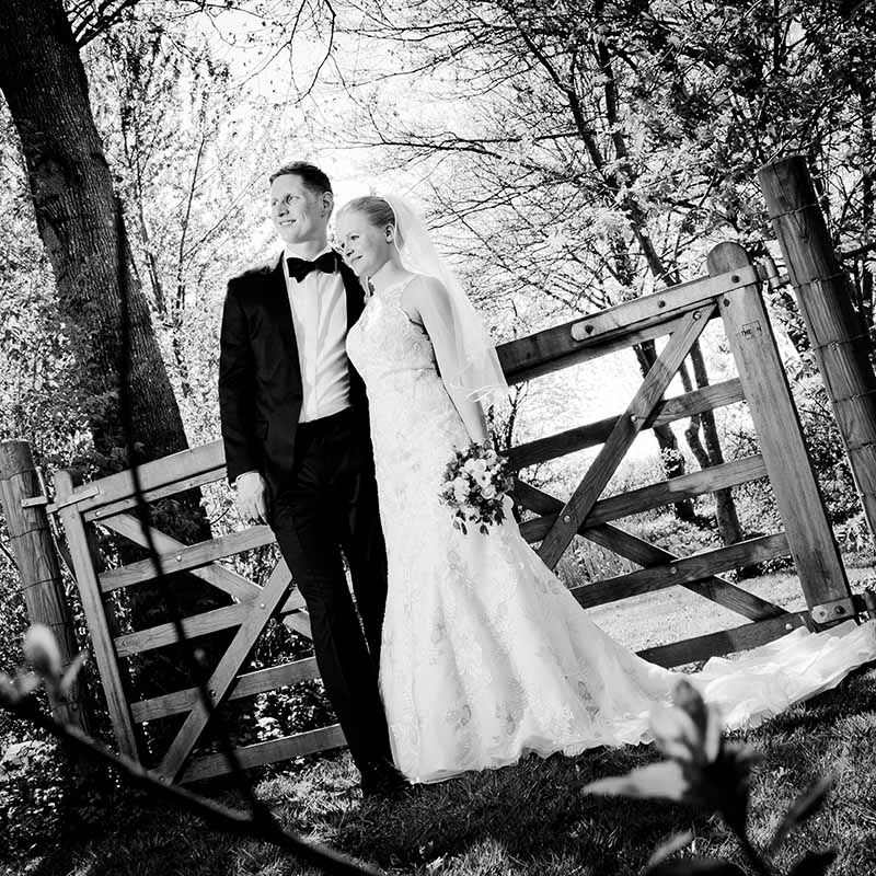 Bryllupsfotograf på Fyn og i Jylland