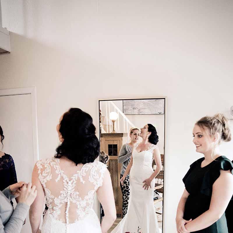professionel bryllupsfotograf i Odense