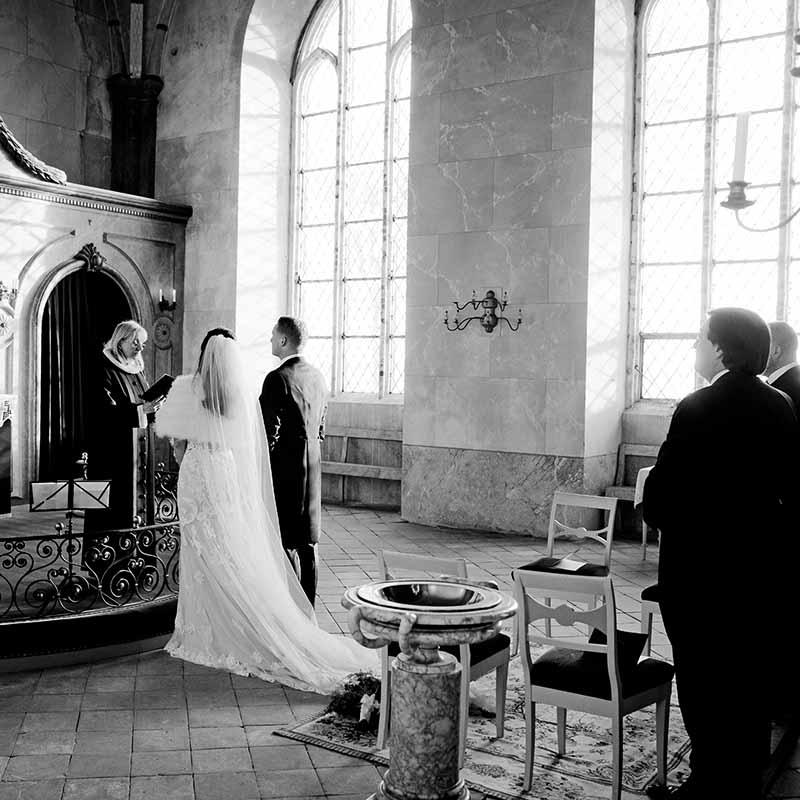 Bryllupsfotograf i København, på Sjælland og hele Danmark