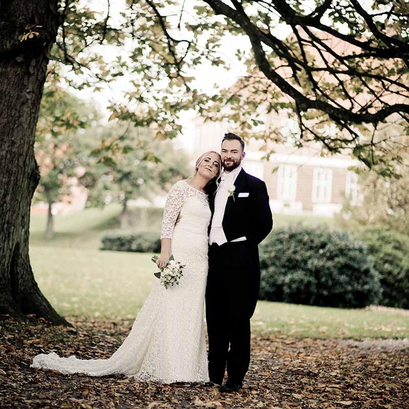 Moderne bryllupsfotografi