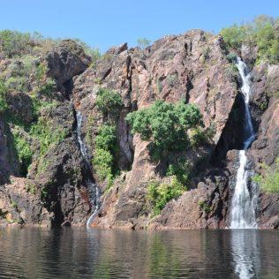 (C) Juke Reiselust: Wangi Falls