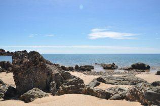 (C) Jule Reiselust: Strand in Point Samson.
