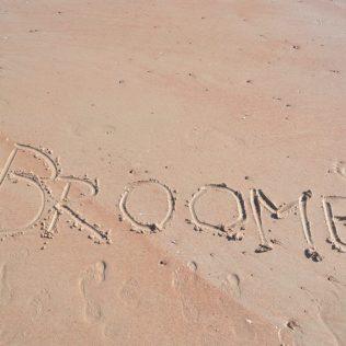 (C) Jule Reiselust: Endlich Meer sehen- Ankunft in Broome