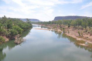 (C) Jule Reiselust: Victoria River Crossing