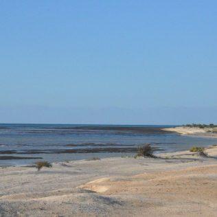 (C) Jule Reiselust: Stromatoliten - die älteste Lebensform unseres Planeten.