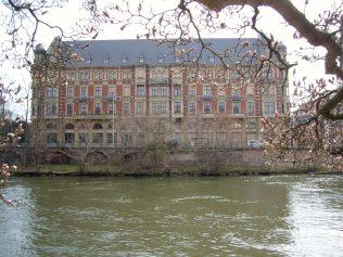 (C) Jule Reiselust: Teil der heutigen Universität zu Straßburg.