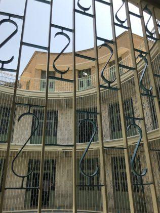 (C) Jule Reiselust: Gefängnishof des Ebrat.