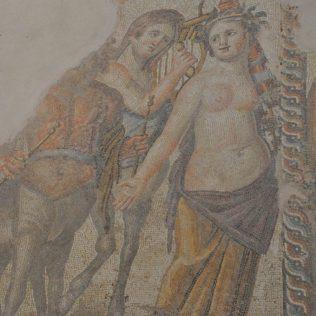 (C) Jule Reiselust: Mosaik im Haus des Aion