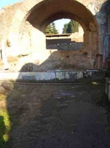 therme rom ostia antica 1