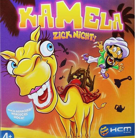 Kamela - Zick nicht